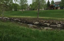goodhue ditch on golf course